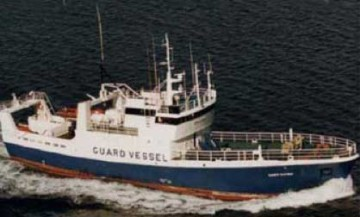 "M/V ""Sanco Chaser"" was the first vessel in Sanco's fleet."